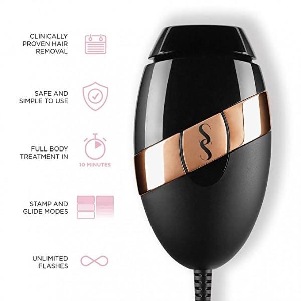 SmoothSkin Bare Plus Ultrafast IPL Laser Permanent Hair Removal